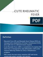 Acute Rheumatic Fever. Umi