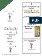 2017 - 8 May-mat-div Lit Hymns - St John Divine Theologian Apostle Evangelist