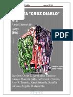 Cruz Diablo Mayo 2016