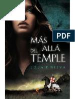 Mas Alla Del Temple - Lola P. Nieva