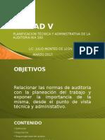 Ejemplo de Planificacion Auditoria
