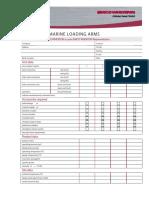 0904 Data Sheet Marine Loading Arm - USA