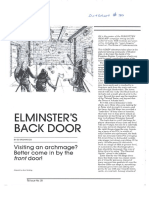 Dungeon #30 - Elminster's Backdoor