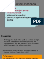 Modul 1 Geologi