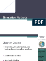 Chapter 7 Simulation Methods
