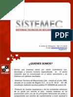 Brochur Sistemec
