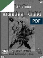 d20 E.N. Publishing E.N. Guild - Banking Guild