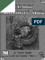 d20 E.N. Publishing E.N. Guild - Adventurers' Guild