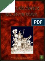 d20 Bloodstone Press Spellbinder's Sourcebook