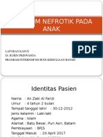 SINDROM NEFROTIK PADA ANAK.pptx