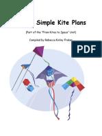 Simple Kite Plans