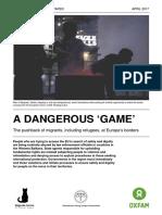 A Dangerous 'Game'