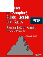 A Primer for Sampling Solids, Liquids, And Gases-Based on the Seven Sampling Errors of Pierre Gy