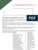 Resumen de Derecho Administrativo II argentina