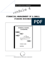 Fad4_Financial Management of a Small Fishing Business