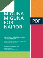 Miguna Miguna Manifesto 2016 030916