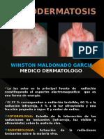 Medicina III - Fotodermatosis
