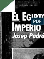 19 - Josep Padro - El Egipto Del Imperio Antiguo