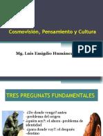 Cosmovisión, Pensamiento y Cultura