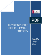Envisioning the Future of Music Therapy