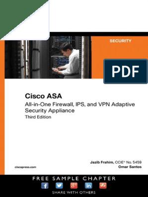 Cisco ASA ebook pdf | I Pv6 | Virtual Private Network