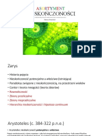 Asortyment Nieskończoności PDF