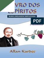 O Livro dos Espíritos - Numa Linguagem Simplificada .pdf