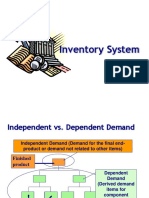 8 Inventory System