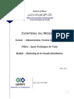 La Distribution Au Maroc