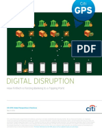 Digital Disruption - Citi