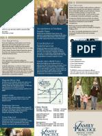 family practice brochure with tweaks