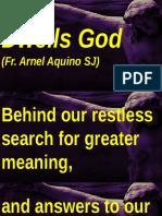 Dwells God.pptx