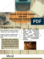 Issue Etikolegal Ppt