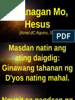 Liwanagan Mo, Hesus