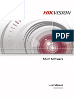SADP User Manual