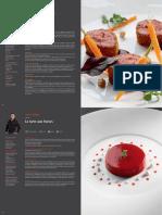 Top Chef saison 8 - Les recettes de Michel Sarran
