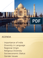 Diversity in India - Group