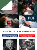 Trasplante Cardiaco Pediatrico Residentes