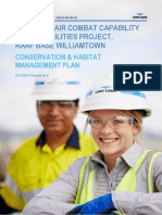 Conservation and Habitat Management Plan