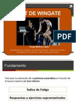 3. Test de Wingate
