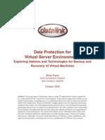 Data Protection for Virtual Server Environments