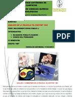 Analisis de La Pelicula El Doctor