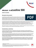 MOBIL Vacuoline 500