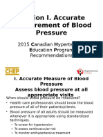 Hypertension Guidelines Canada 2015
