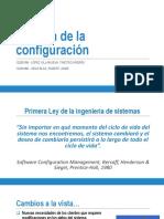 D08 - Gestión de La Configuración