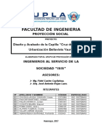 Informe Final Proyeccion