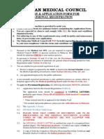 provisional registration sop 10062016