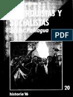 20 - Paniagua Fuentes - Anarquistas y Socialistas
