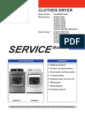 338045360-DV5471A-DV5451A-Samsung-Dryer-Manual-DC68-02800A ... on
