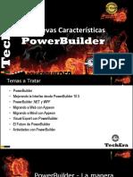 TechEra - Las Nuevas Caracteristicas de PowerBuilder